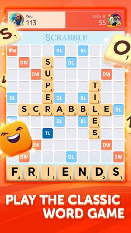 Scrabble® GO – New Word Game