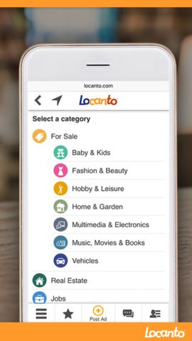 Locanto – Free Classifieds App: Buy & Sell Locally