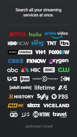 Yidio – Streaming Guide – Watch TV Shows & Movies