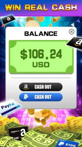 Spin for Cash!-Real Money Slots Game & Risk Free