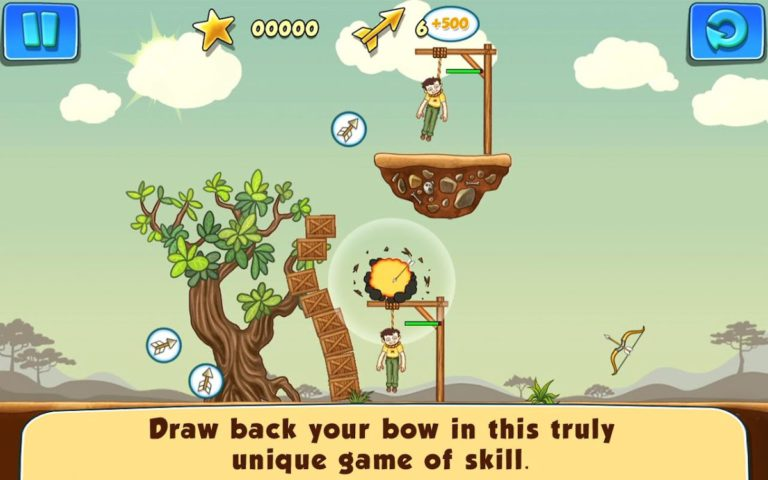Gibbets 2: Bow Arcade Puzzle