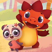 Tommy The Little Dragon Games for Kids! Fairytale!