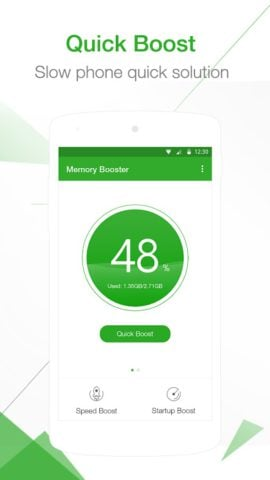 Memory Booster – Super Cleaner & Max Booster