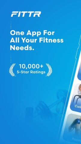 FITTR: Fat-loss plan, workout & personal training
