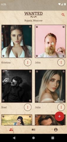 WNTD – search people by photo