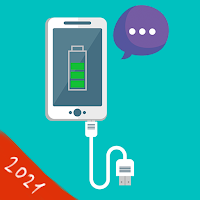 Charging voice – your battery charge sound