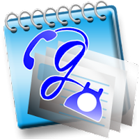 gContacts – dialer & contacts app