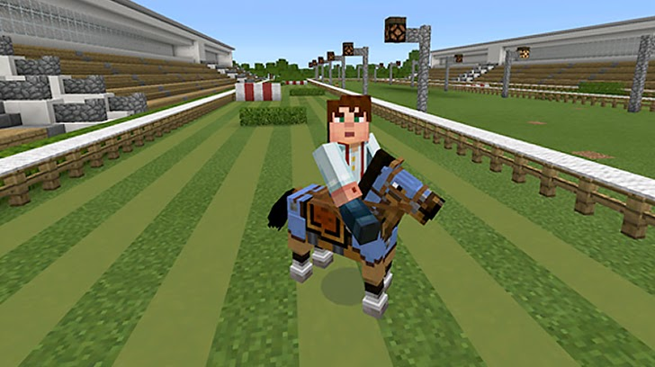 Horse mods for Minecraft