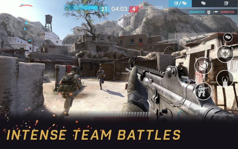 Warface: Global Operations: Sparatutto guerra, FPS