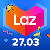 Lazada 9th Birthday Surprise Sale – 27-31st March