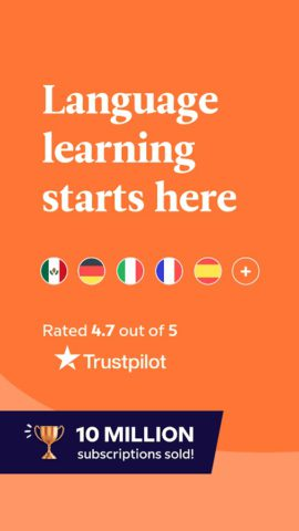 Babbel – Learn Languages – Spanish, French & More