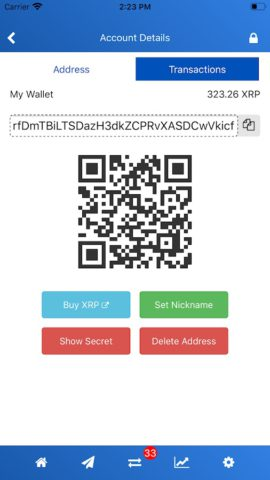 XRP Wallet – Buy & Sell Crypto on Ripple Network