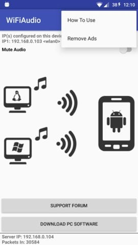 wireless speaker for android