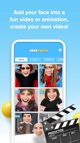 JokeFaces – Funny Video Maker