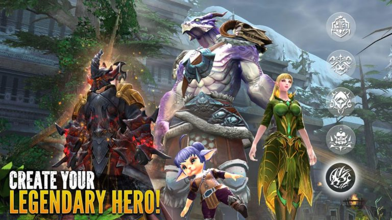 Order & Chaos 2: 3D MMO RPG