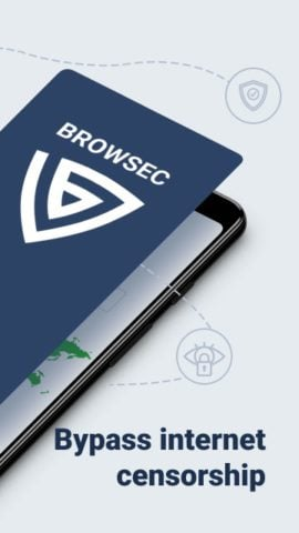 Browsec: FREE & Unlimited VPN, Fast & Secure proxy