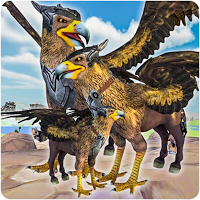 Griffin Family Flying Eagle Simulator