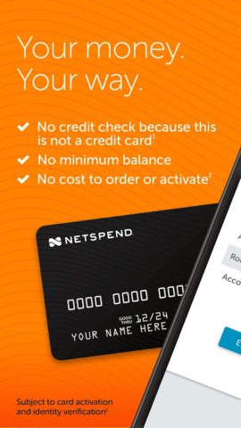 Netspend: Tools To Manage Your Money, Your Way