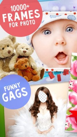 Webka: Photo Frames Editor and Pic Collage Maker