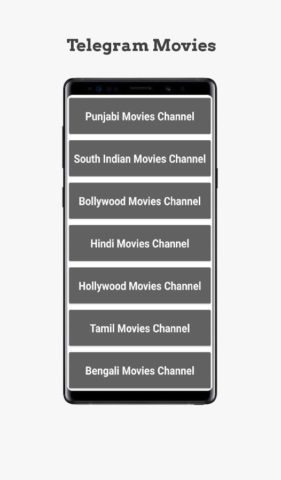 Telegram Movies – Download Any New HD Movies 2020
