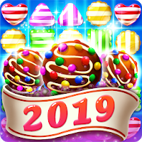 Cookie Mania – Sweet Match 3 Puzzle