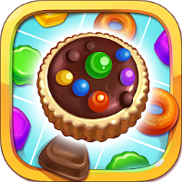 Cookie Mania — Match-3 Sweet Game