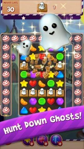Sugar Witch – Sweet Match 3 Puzzle Game
