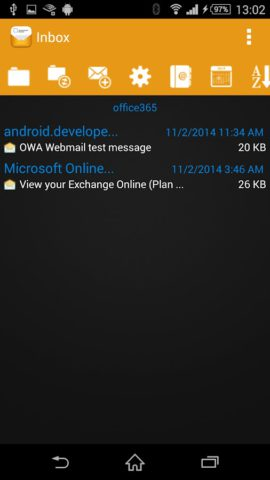 Webmail for OWA