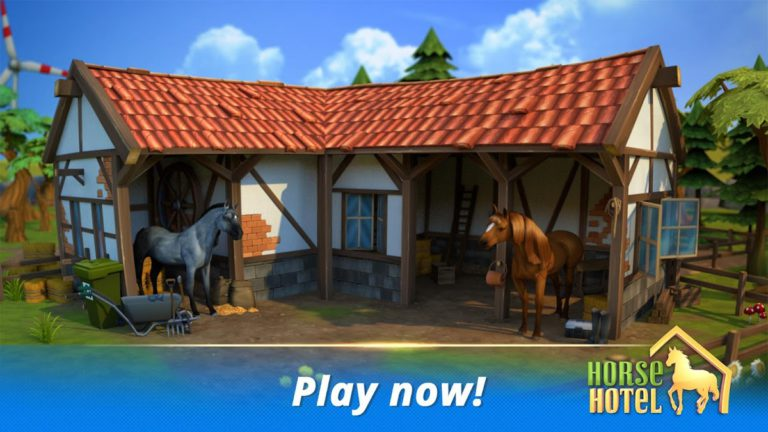 Horse Hotel – be the manager of your own ranch