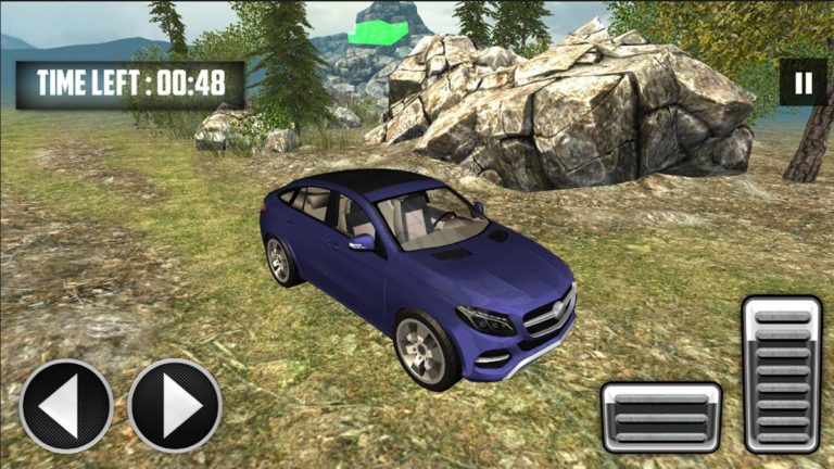 GLE 350 Mercedes – Benz Suv Driving Simulator Game