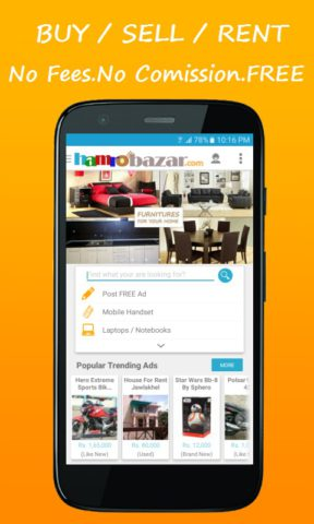 Hamrobazar – sell & buy online classified shopping