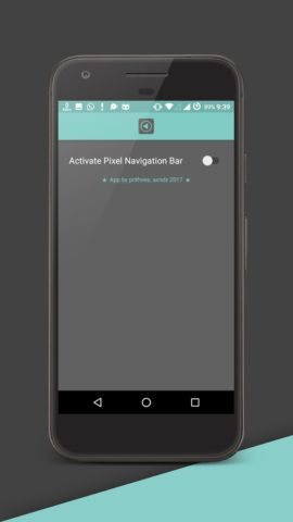Pixel Navigation Bar (No Root) now with Animations