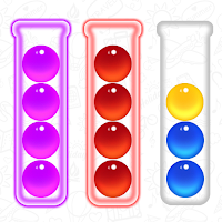 Ball Sort Puzzle – Color Sorting Game