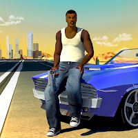 San Andreas Auto Gang Wars: Grand Real Theft Fight