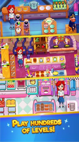 Chef Rescue – Cooking & Restaurant Management Game
