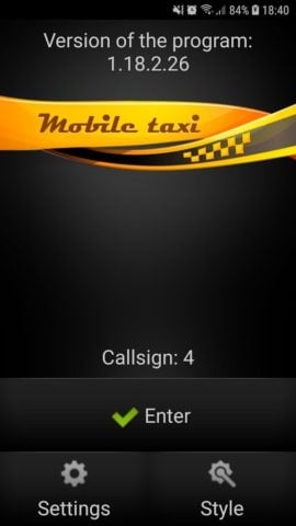 Mobile Taxi