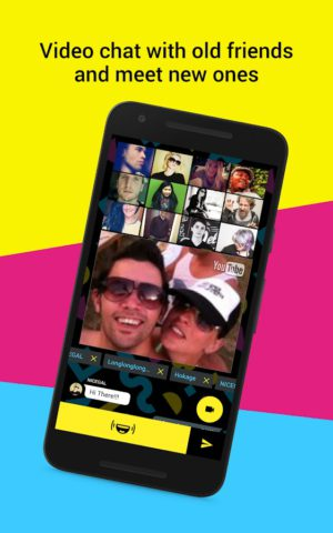 Tinychat – Group Video Chat