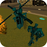 Robot Helicopter
