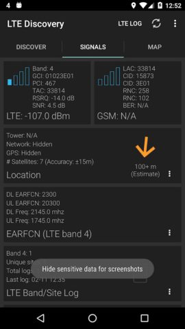 LTE Discovery (5G NR)