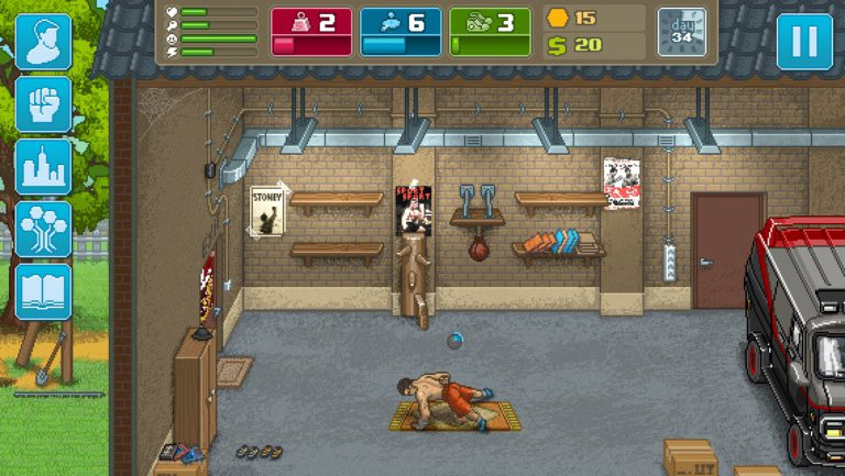 Punch Club – Fighting Tycoon