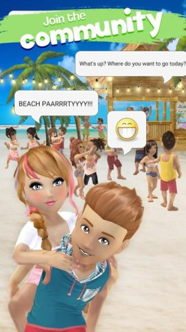 Club Cooee – 3D Avatar, Chat, Party & Make Friends