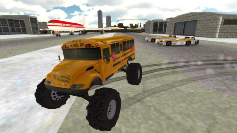Truck Driving Simulator 3D