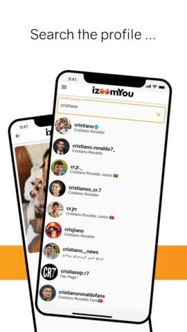 izoomYou for Instagram – Profile Picture in HD