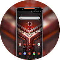 Launcher Theme for Asus ROG Phone