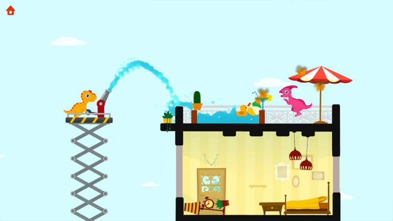 Fire Truck Rescue – Firefighter Games for Kids