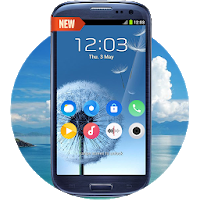Launcher For Galaxy S3 Neo pro themes wallpaper