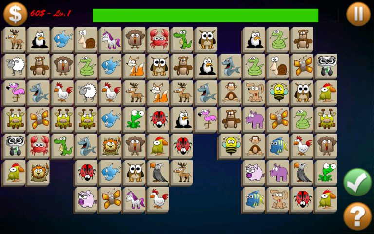 Tile Connect – Free Pair Matching Brain Game