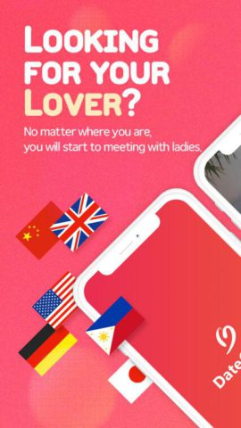 DateGlobe : Global Chat and Date