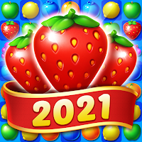 Fruit Diary – Match 3 Games Without Wifi