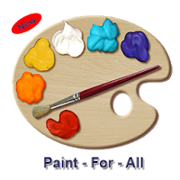 Paint parameters Android